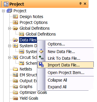 User Guide: 3 1  Working With Data Files