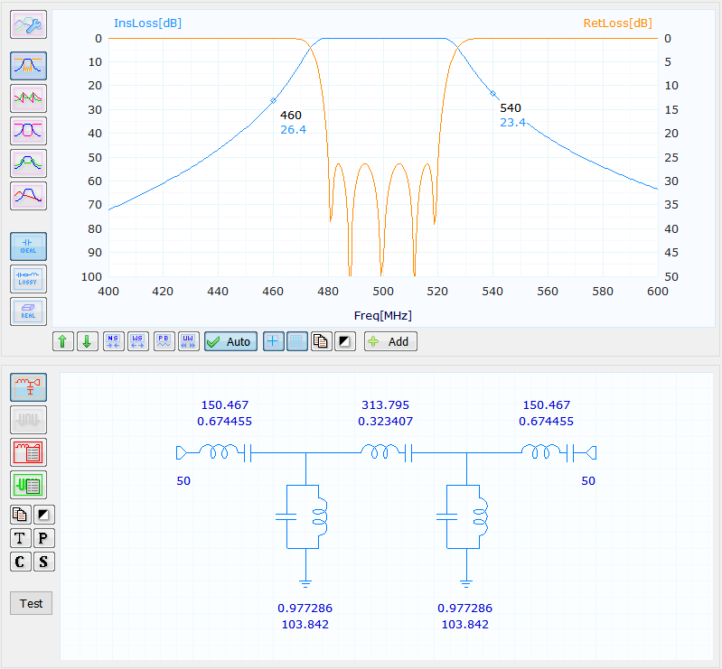 User Guide: 13 5  iFilter Synthesis Wizard