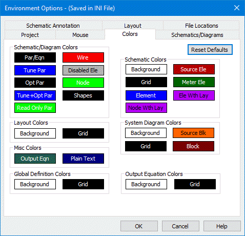 9ea896223049b User Guide  B.2. Configuring Schematic and Layout Colors